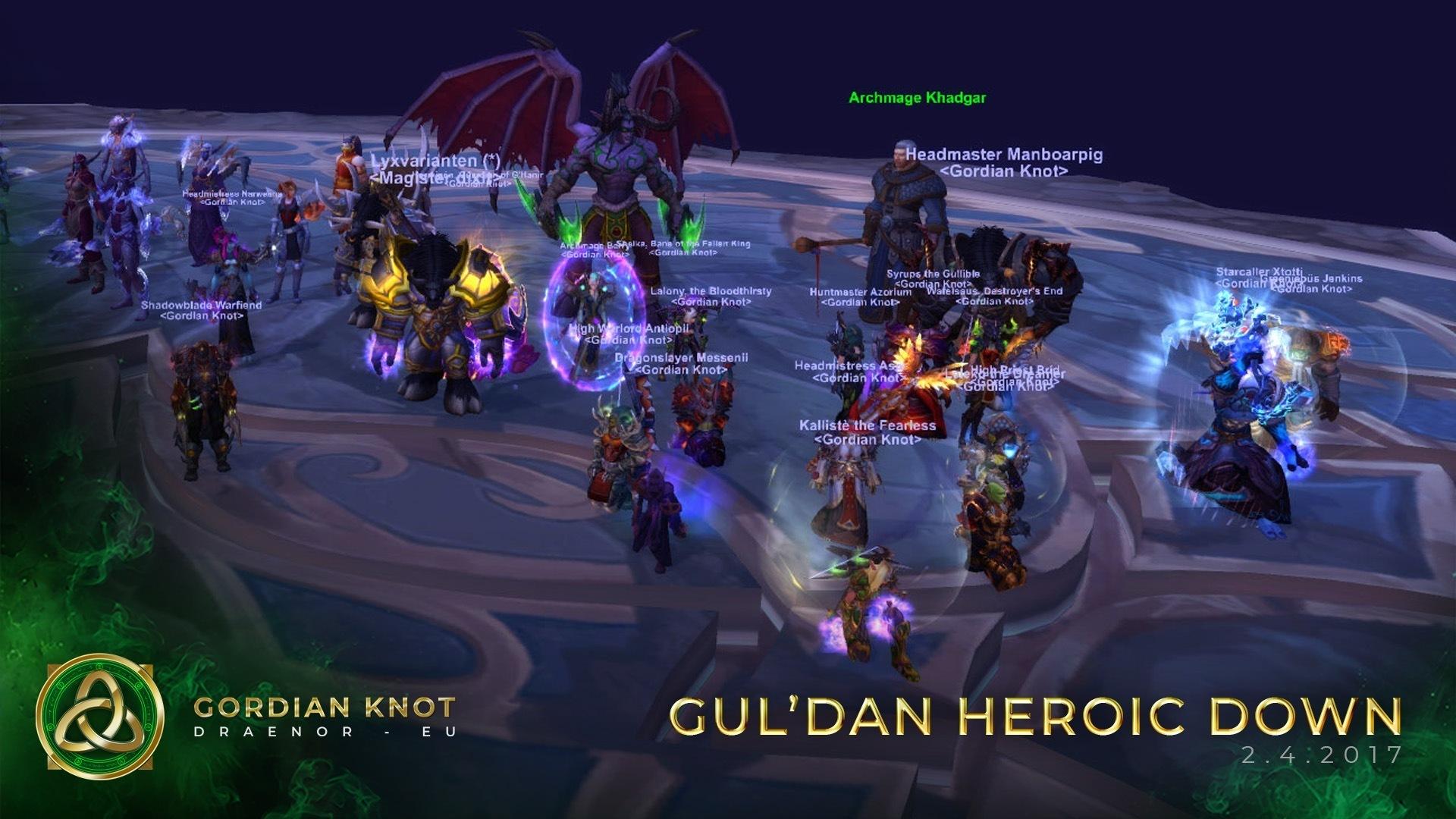 Guldan Heroic