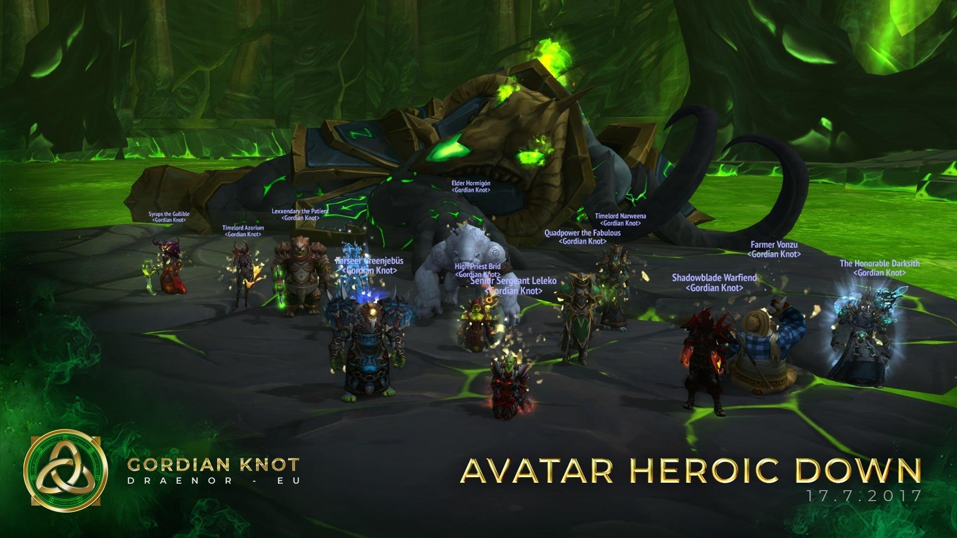 Avatar Heroic