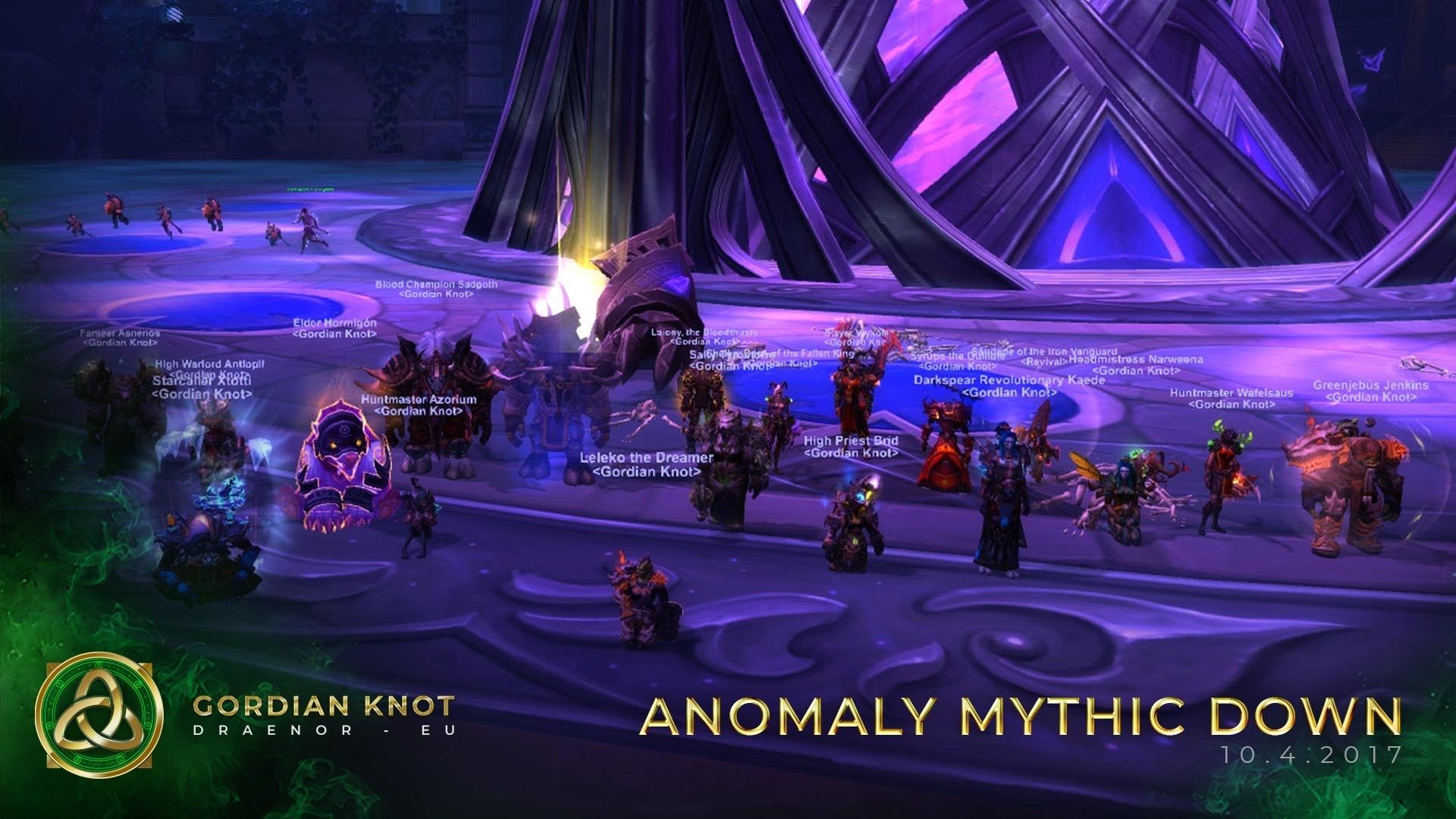 Chronomatic Anomaly Mythic