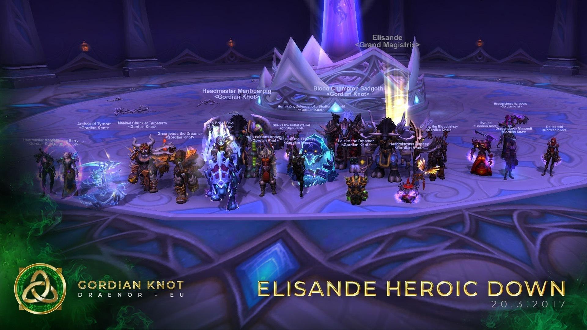 Elisande Heroic