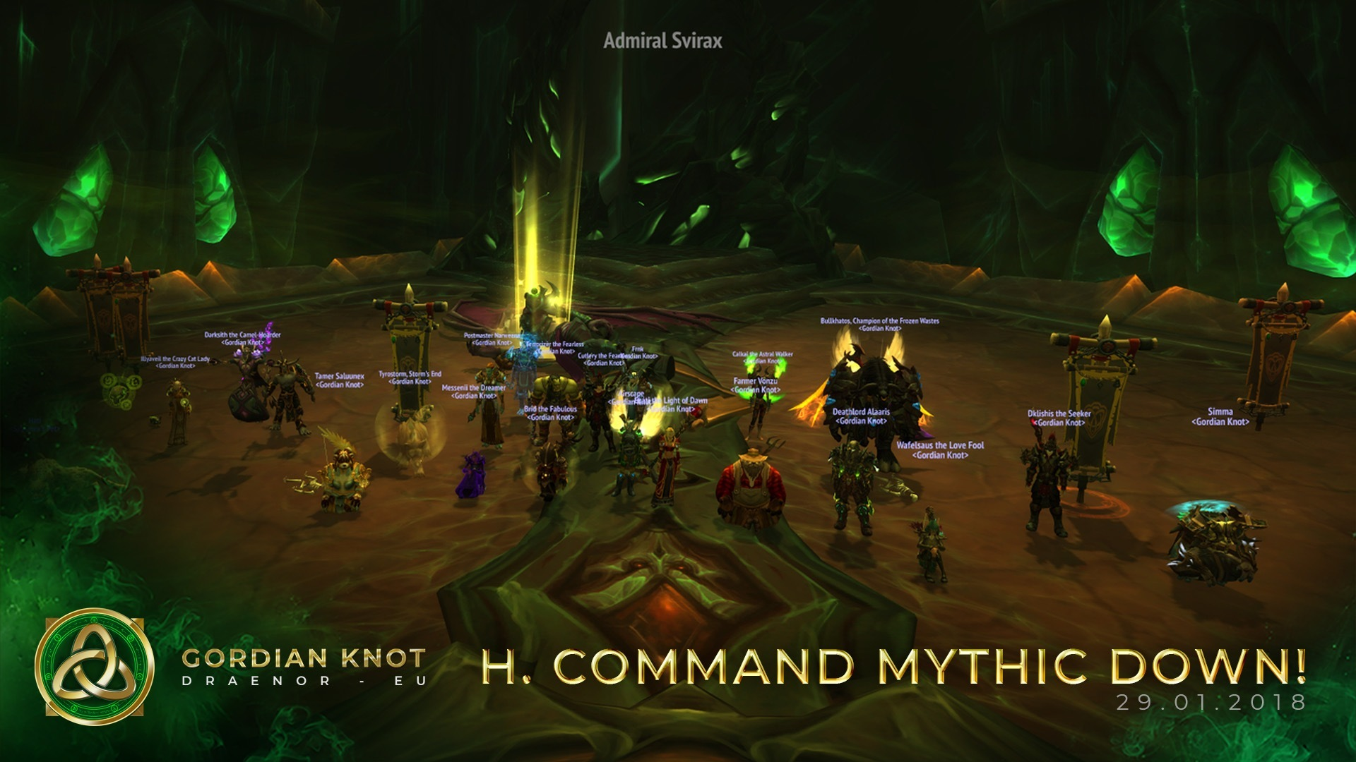 H. Command Mythic