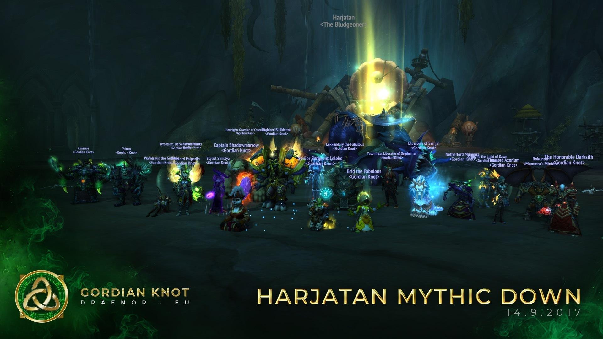 Harjatan Mythic