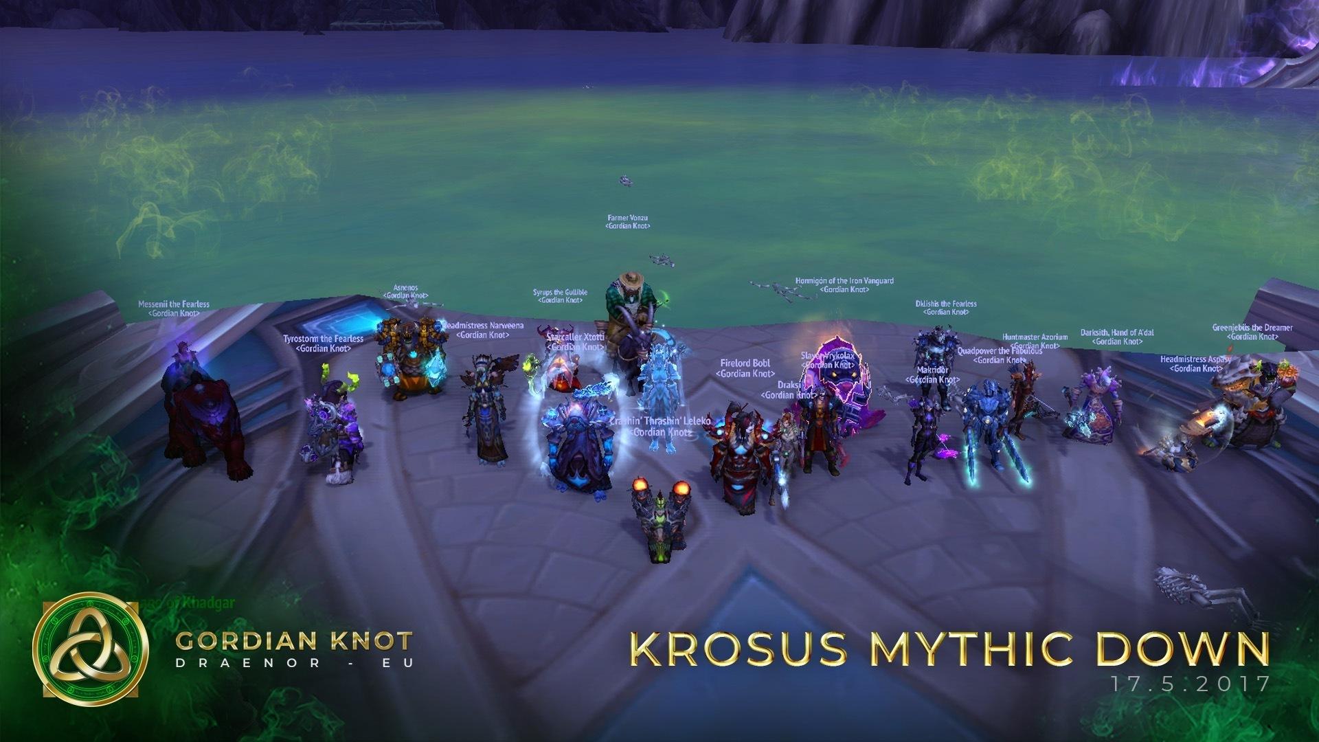 Krosus Mythic