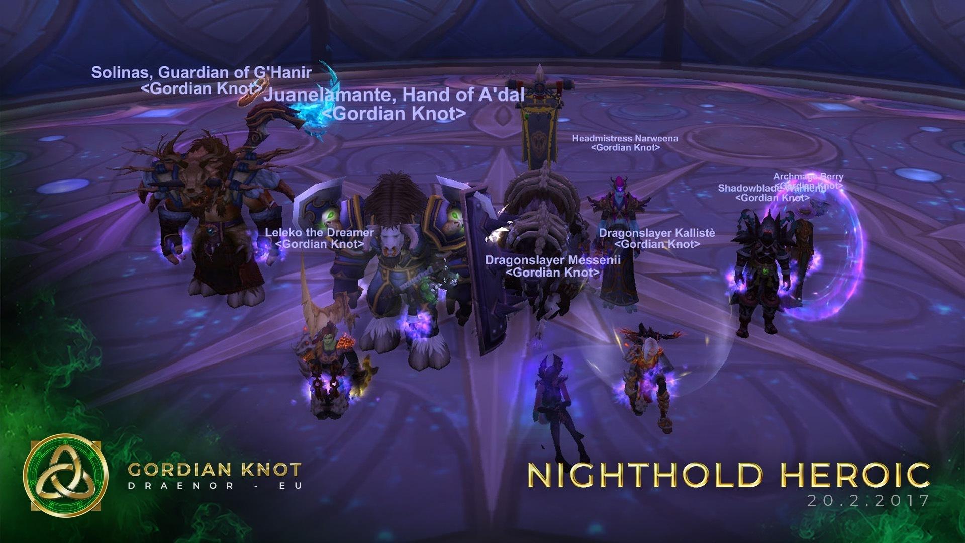 Nighthold Heroic