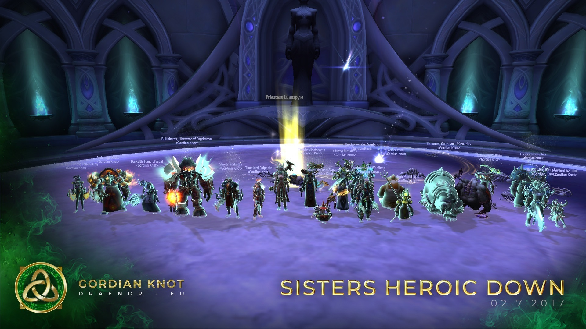 Sisters Heroic