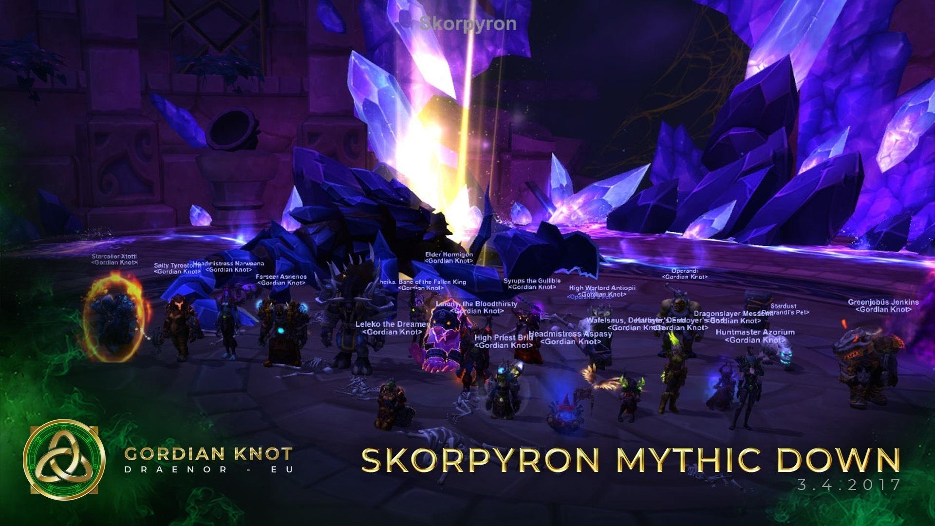 Skorpyron Mythic
