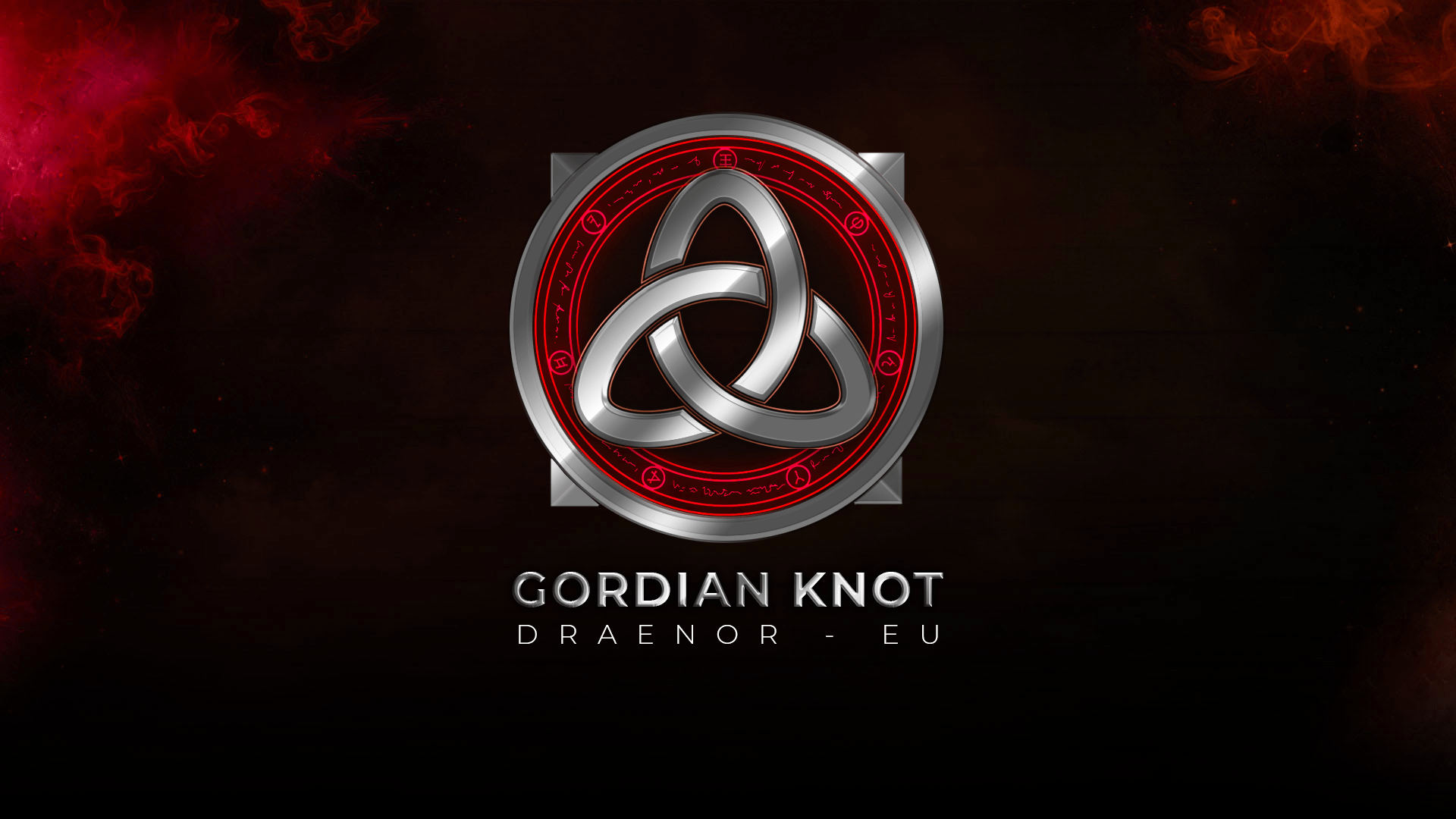 Gordian Knot - Draenor EU - Horde - World of Warcraft Guild WoW