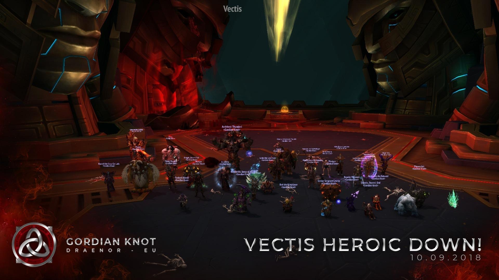Vectis Heroic