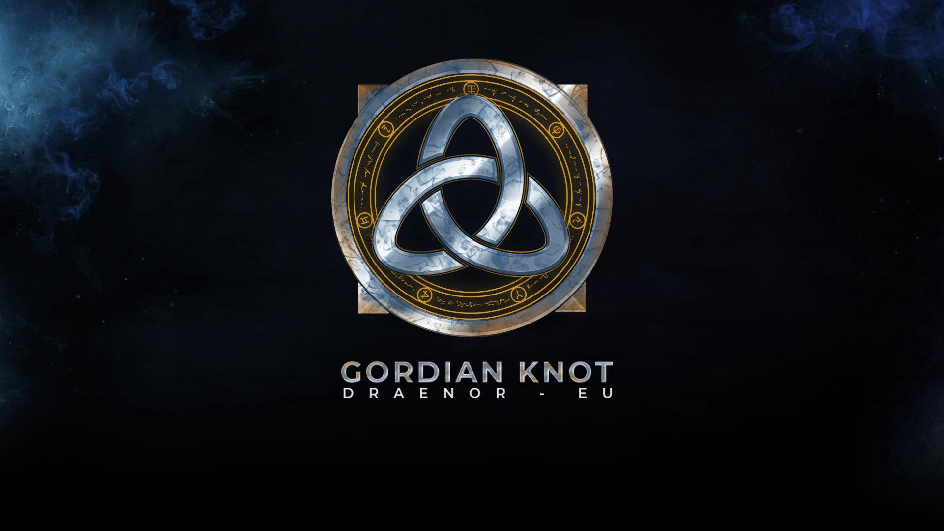 Gordian Knot - Draenor EU - Horde - World of Warcraft Guild WoW