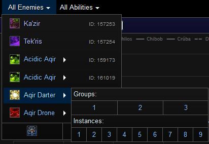 warcraftlogs damage on add
